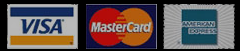 Accepted Credit Cards for East Side Paving in Portland OR