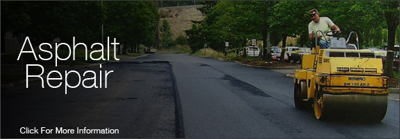 Asphalt Repair in Portland OR From East Side Paving